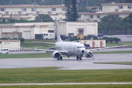 HEATHROWさんが、嘉手納飛行場で撮影したアメリカ海軍 P-8A (737-8FV)の航空フォト(飛行機 写真・画像)