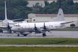 HEATHROWさんが、嘉手納飛行場で撮影したアメリカ海軍 EP-3E Orion (ARIES II)の航空フォト(飛行機 写真・画像)