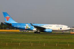 hiroki_h2さんが、成田国際空港で撮影した中国南方航空 A330-243の航空フォト(飛行機 写真・画像)