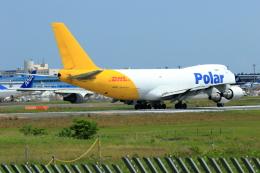 おっしーさんが、成田国際空港で撮影したポーラーエアカーゴ 747-46NF/SCDの航空フォト(飛行機 写真・画像)