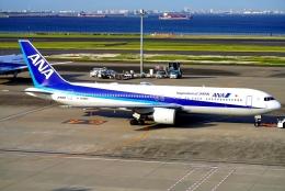 SFJ_capさんが、羽田空港で撮影した全日空 767-381/ERの航空フォト(飛行機 写真・画像)