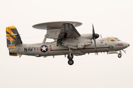 Flankerさんが、岩国空港で撮影したアメリカ海軍 E-2D Advanced Hawkeyeの航空フォト(飛行機 写真・画像)
