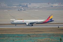 航空フォト:HL7711 アシアナ航空 A321