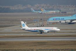 tsubameさんが、仁川国際空港で撮影したウラジオストク航空 A320-214の航空フォト(飛行機 写真・画像)