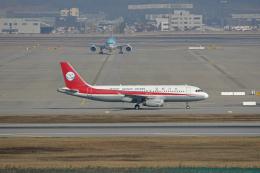 tsubameさんが、仁川国際空港で撮影した四川航空 A320-232の航空フォト(飛行機 写真・画像)