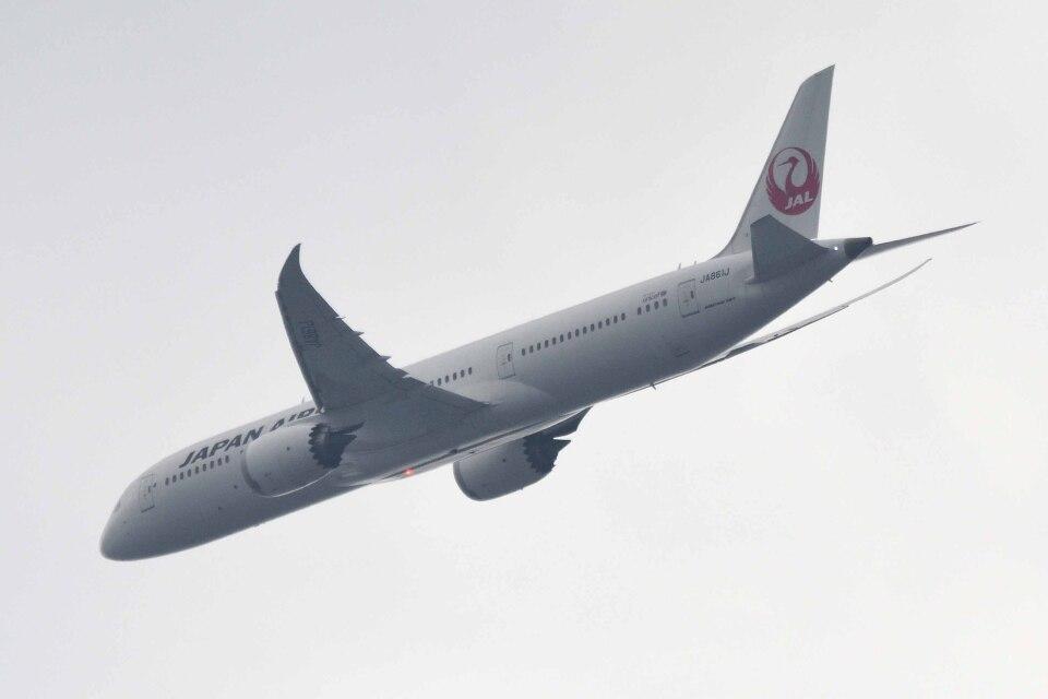 Re4/4さんの日本航空 Boeing 787-9 (JA861J) 航空フォト