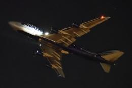 木人さんが、成田国際空港で撮影したナショナル・エアラインズ 747-428(BCF)の航空フォト(飛行機 写真・画像)