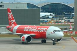 S.Hayashiさんが、香港国際空港で撮影したエアアジア A320-251Nの航空フォト(飛行機 写真・画像)