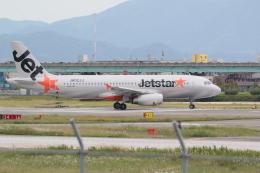 kou-1さんが、福岡空港で撮影したジェットスター・ジャパン A320-232の航空フォト(飛行機 写真・画像)