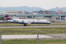 kou-1さんが、福岡空港で撮影したアイベックスエアラインズ CL-600-2C10 Regional Jet CRJ-702ERの航空フォト(飛行機 写真・画像)