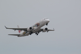 kou-1さんが、福岡空港で撮影したジェイエア ERJ-190-100(ERJ-190STD)の航空フォト(飛行機 写真・画像)