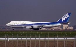 kumagorouさんが、成田国際空港で撮影した全日空 747-481の航空フォト(飛行機 写真・画像)