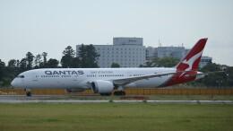 redbull_23さんが、成田国際空港で撮影したカンタス航空 787-9の航空フォト(飛行機 写真・画像)