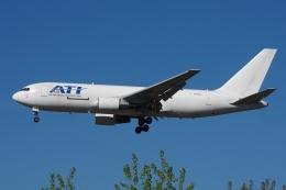 zettaishinさんが、ブラッドレー国際空港で撮影したエア・トランスポート・インターナショナル 767-281(BDSF)の航空フォト(飛行機 写真・画像)