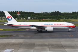 sky77さんが、成田国際空港で撮影した中国貨運航空 777-F6Nの航空フォト(飛行機 写真・画像)