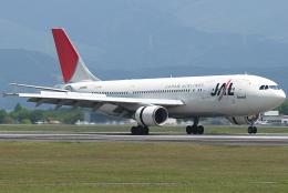 jun☆さんが、熊本空港で撮影した日本航空 A300B4-622Rの航空フォト(飛行機 写真・画像)