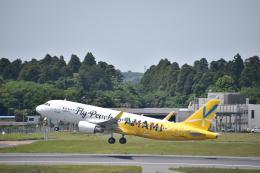Anchorage2000さんが、成田国際空港で撮影したピーチ A320-214の航空フォト(飛行機 写真・画像)