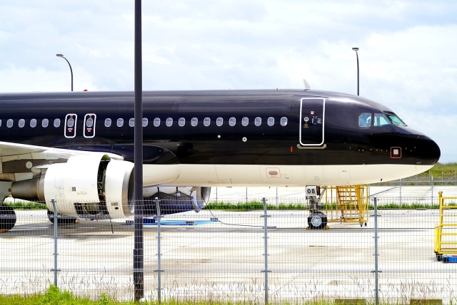 SFJ_capさんが、北九州空港で撮影したスターフライヤー A320-214の航空フォト(飛行機 写真・画像)