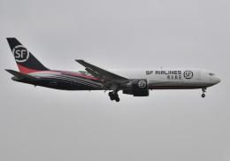 雲霧さんが、成田国際空港で撮影したSF エアラインズ 767-338/ER-BCFの航空フォト(飛行機 写真・画像)