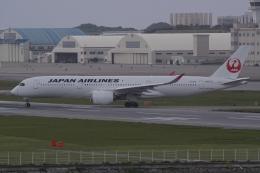 HEATHROWさんが、那覇空港で撮影した日本航空 A350-941の航空フォト(飛行機 写真・画像)