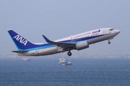 やつはしさんが、羽田空港で撮影した全日空 737-781の航空フォト(飛行機 写真・画像)