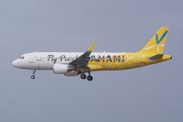 HEATHROWさんが、那覇空港で撮影したピーチ A320-214の航空フォト(飛行機 写真・画像)