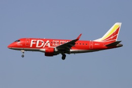 kan787allさんが、福岡空港で撮影したフジドリームエアラインズ ERJ-170-100 (ERJ-170STD)の航空フォト(飛行機 写真・画像)