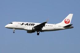 kan787allさんが、福岡空港で撮影したジェイエア ERJ-170-100 (ERJ-170STD)の航空フォト(飛行機 写真・画像)