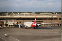 不揃いさんが、成田国際空港で撮影したカンタス航空 787-9の航空フォト(飛行機 写真・画像)
