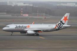 プルシアンブルーさんが、新千歳空港で撮影したジェットスター・ジャパン A320-232の航空フォト(飛行機 写真・画像)