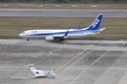 anagumaさんが、広島空港で撮影した全日空 737-881の航空フォト(飛行機 写真・画像)