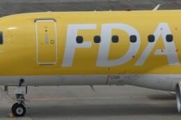 しめぎさんが、仙台空港で撮影したフジドリームエアラインズ ERJ-170-200 (ERJ-175STD)の航空フォト(飛行機 写真・画像)