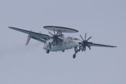 HEATHROWさんが、那覇空港で撮影した航空自衛隊 E-2C Hawkeyeの航空フォト(飛行機 写真・画像)
