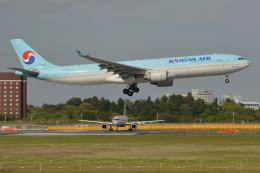 Deepさんが、成田国際空港で撮影した大韓航空 A330-323Xの航空フォト(飛行機 写真・画像)