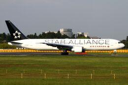 hiroki_h2さんが、成田国際空港で撮影したエア・カナダ 767-333/ERの航空フォト(飛行機 写真・画像)