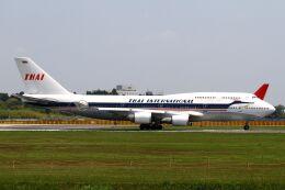 航空フォト:HS-TGP タイ国際航空 747-400