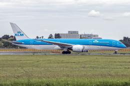 Cozy Gotoさんが、成田国際空港で撮影したKLMオランダ航空 787-9の航空フォト(飛行機 写真・画像)