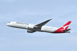 sepia2016さんが、成田国際空港で撮影したカンタス航空 787-9の航空フォト(飛行機 写真・画像)