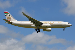 Deepさんが、成田国際空港で撮影したエティハド航空 A330-243の航空フォト(飛行機 写真・画像)