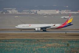 tsubameさんが、仁川国際空港で撮影したアシアナ航空 A330-323Xの航空フォト(飛行機 写真・画像)