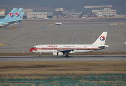 tsubameさんが、仁川国際空港で撮影した中国東方航空 A320-232の航空フォト(飛行機 写真・画像)