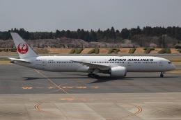 ヨッシューさんが、成田国際空港で撮影した日本航空 787-9の航空フォト(飛行機 写真・画像)