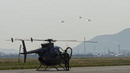 オキシドールさんが、防府北基地で撮影した陸上自衛隊 OH-6Dの航空フォト(飛行機 写真・画像)
