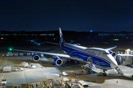 SGR RT 改さんが、成田国際空港で撮影したエアブリッジ・カーゴ・エアラインズ 747-8HVFの航空フォト(飛行機 写真・画像)
