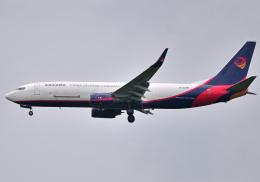 雲霧さんが、成田国際空港で撮影した広東龍浩航空 737-8AS(BCF)の航空フォト(飛行機 写真・画像)