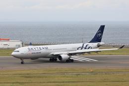 わんだーさんが、中部国際空港で撮影したチャイナエアライン A330-302の航空フォト(飛行機 写真・画像)