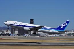 航空フォト:JA8971 全日空 767-300