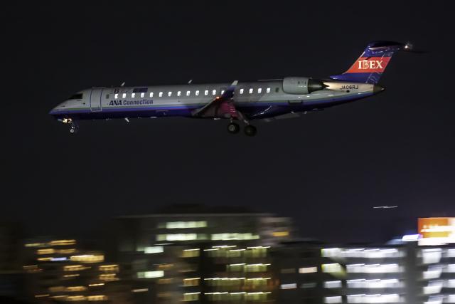 K.Sさんが、福岡空港で撮影したアイベックスエアラインズ CL-600-2C10 Regional Jet CRJ-702の航空フォト(飛行機 写真・画像)
