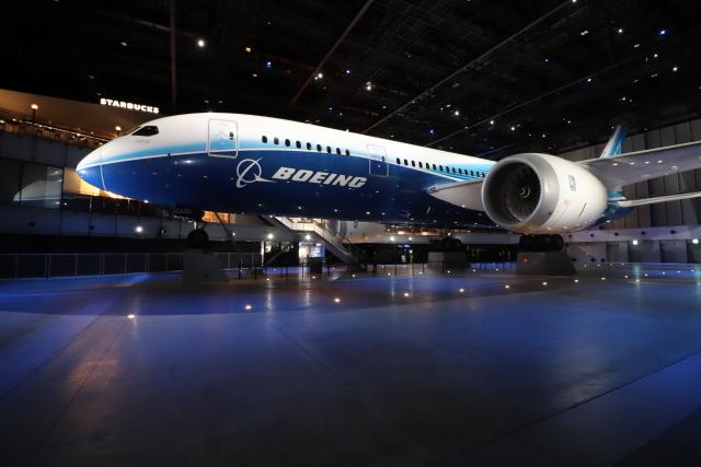 mahiちゃんさんが、中部国際空港で撮影したボーイング 787-8 Dreamlinerの航空フォト(飛行機 写真・画像)