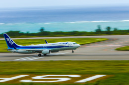 kenpppさんが、石垣空港で撮影した全日空 737-881の航空フォト(飛行機 写真・画像)